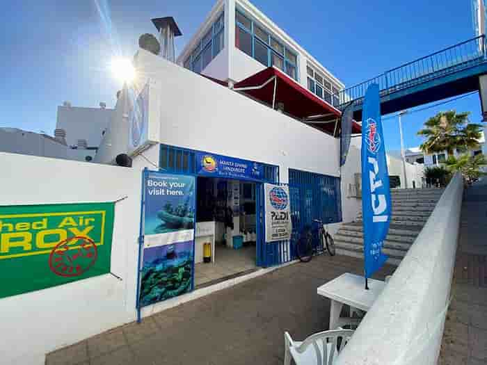 Centro de Buceo PADI 5 estrellas en Lanzarote