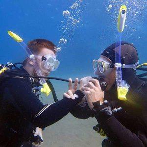 Divemaster course Lanzarote | Manta Dive Centre Lanzarote