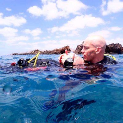 PADI Rescue Course Lanzarote   Manta Diving Lanzarote