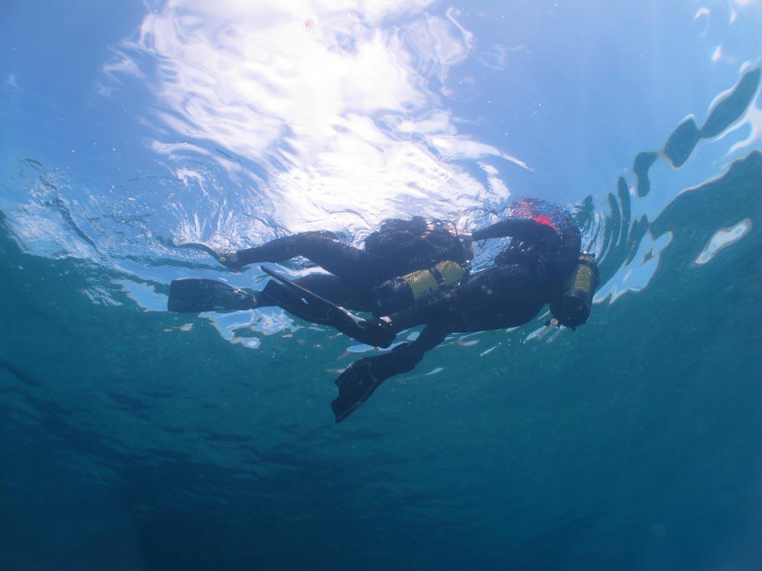 Rescue Diver Lanzarote | Manta Diving Lanzarote