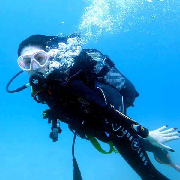 Try Diving in Lanzarote | Try Dive Puerto Del Carmen | Manta Dive Centre Lanzarote
