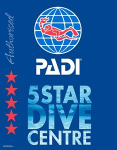PADI 5 * Star Dive Centre Lanzarote