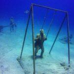 Museo Atlantico | museo bajo el agua en lanzarote | lanzarote centro de buceo