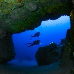 Contactarnos para organizar tus inmersiones guiadas en Lanzarote