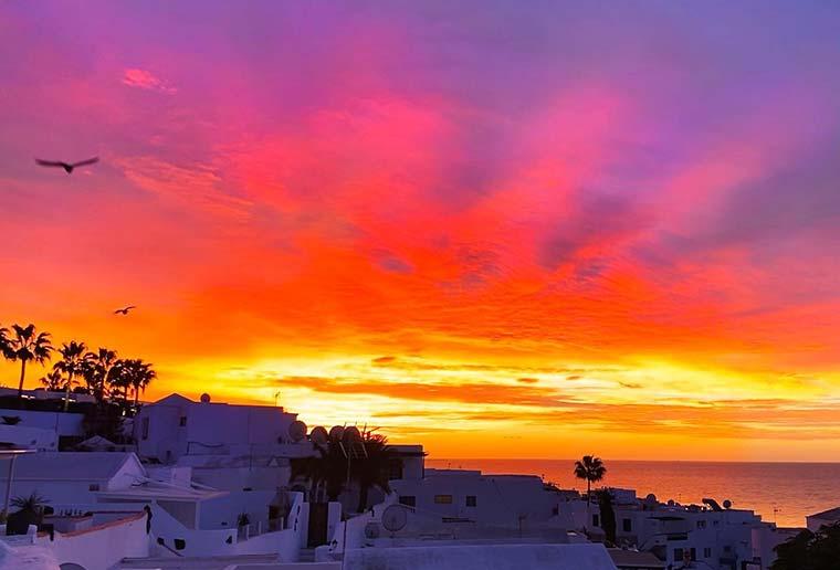 Visita Lanzarote: Contempla los atardeceres y amaneceres más increíbles