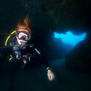 Blue Hole Sitio de buceo - Punto de inmersiones Puerto Del Carmen
