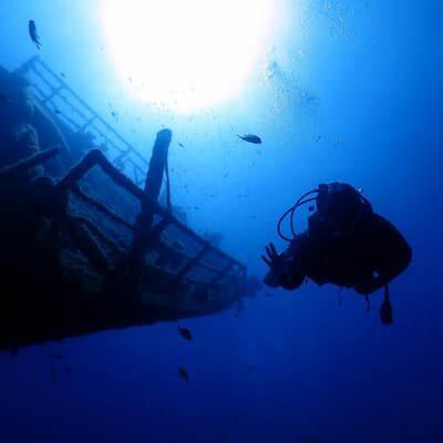 Curso PADI Advanced open water Lanzarote