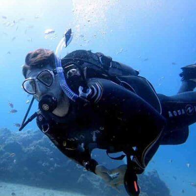 Curso PADI Open Water Lanzarote - Manta Diving Lanzarote
