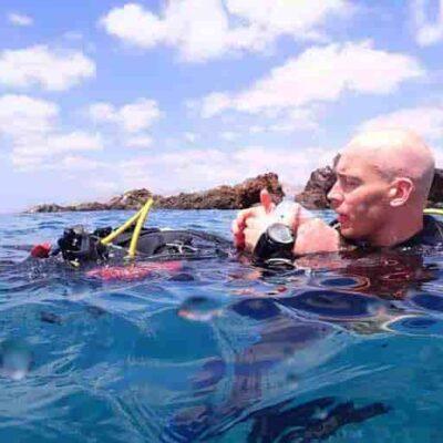 Curso PADI Rescue Diver Lanzarote