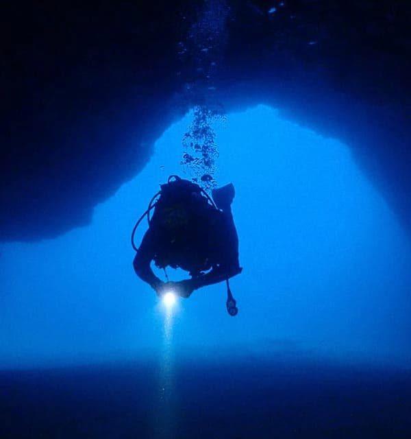 Puntos de inmersiones Lanzarote - guiadas inmersiones buceo