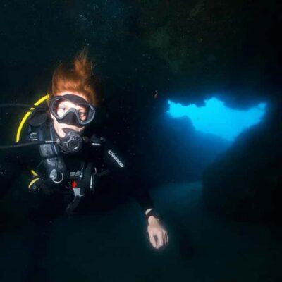 Puntos de inmersiones Lanzarote - guiadas inmersiones buceo Lanzarote